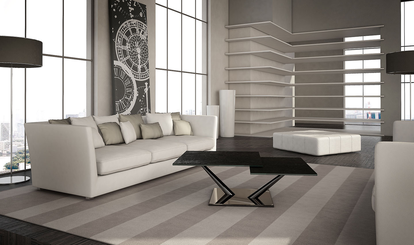 table basse cassius c ramique pardin lagreslepardin lagresle. Black Bedroom Furniture Sets. Home Design Ideas