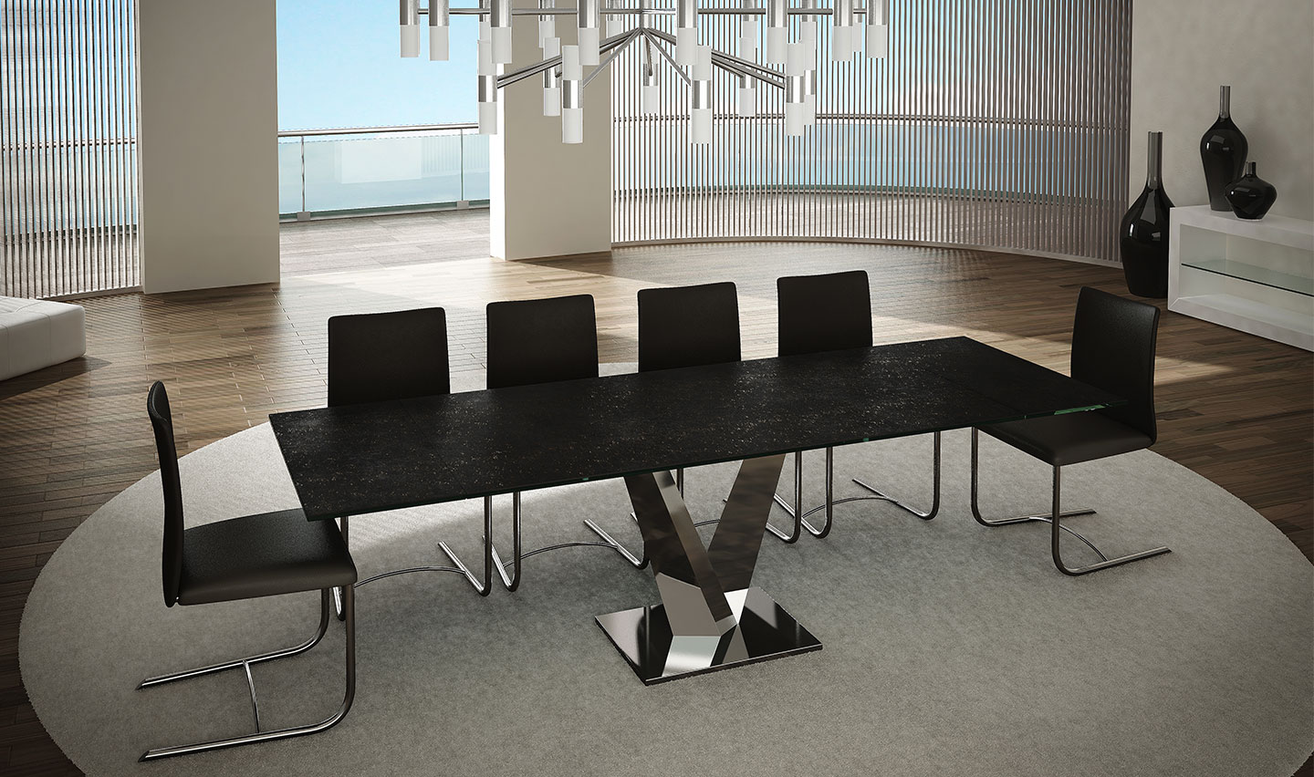 table minosse pardin lagreslepardin lagresle. Black Bedroom Furniture Sets. Home Design Ideas